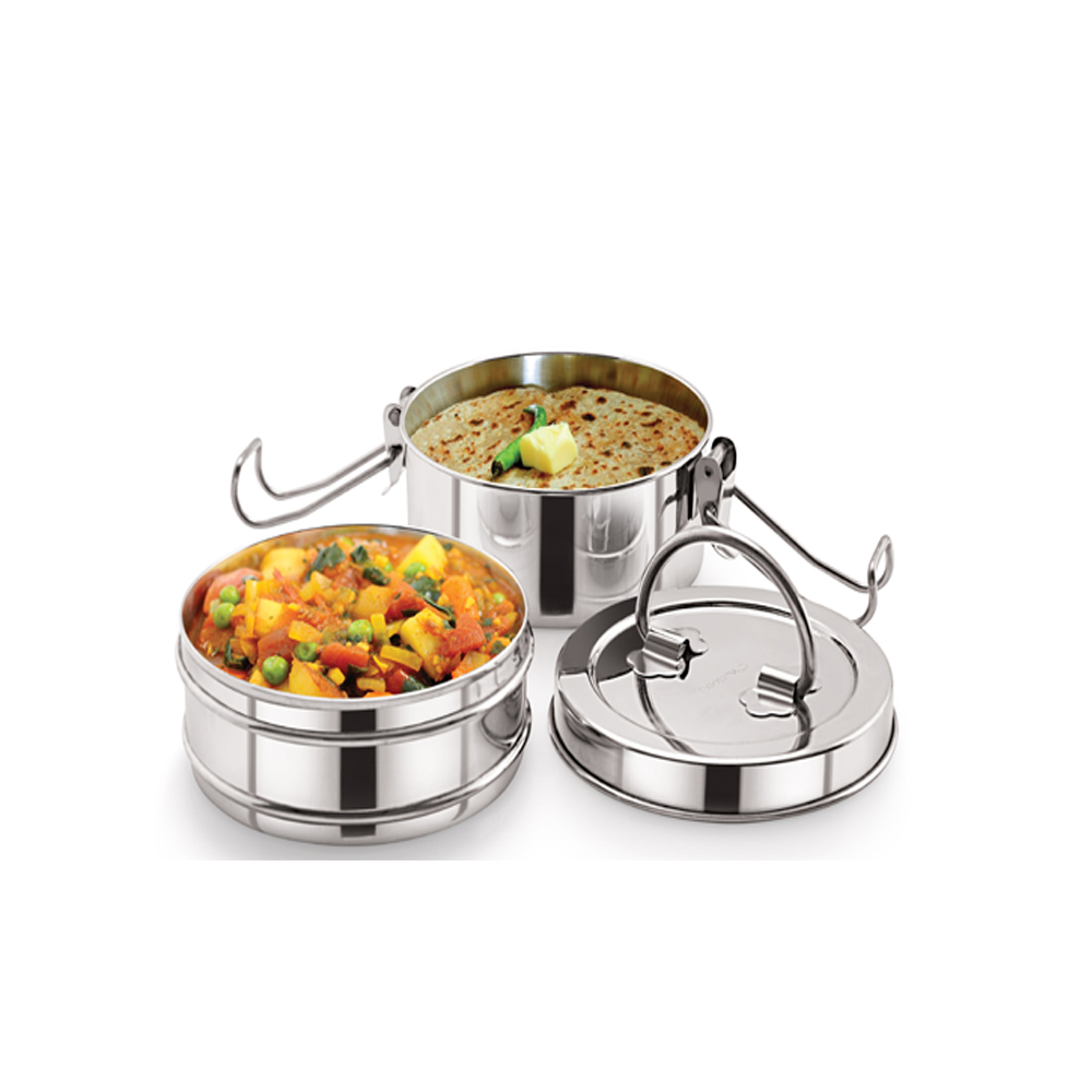 Neelam Combo 17 Tiffin with Bottle