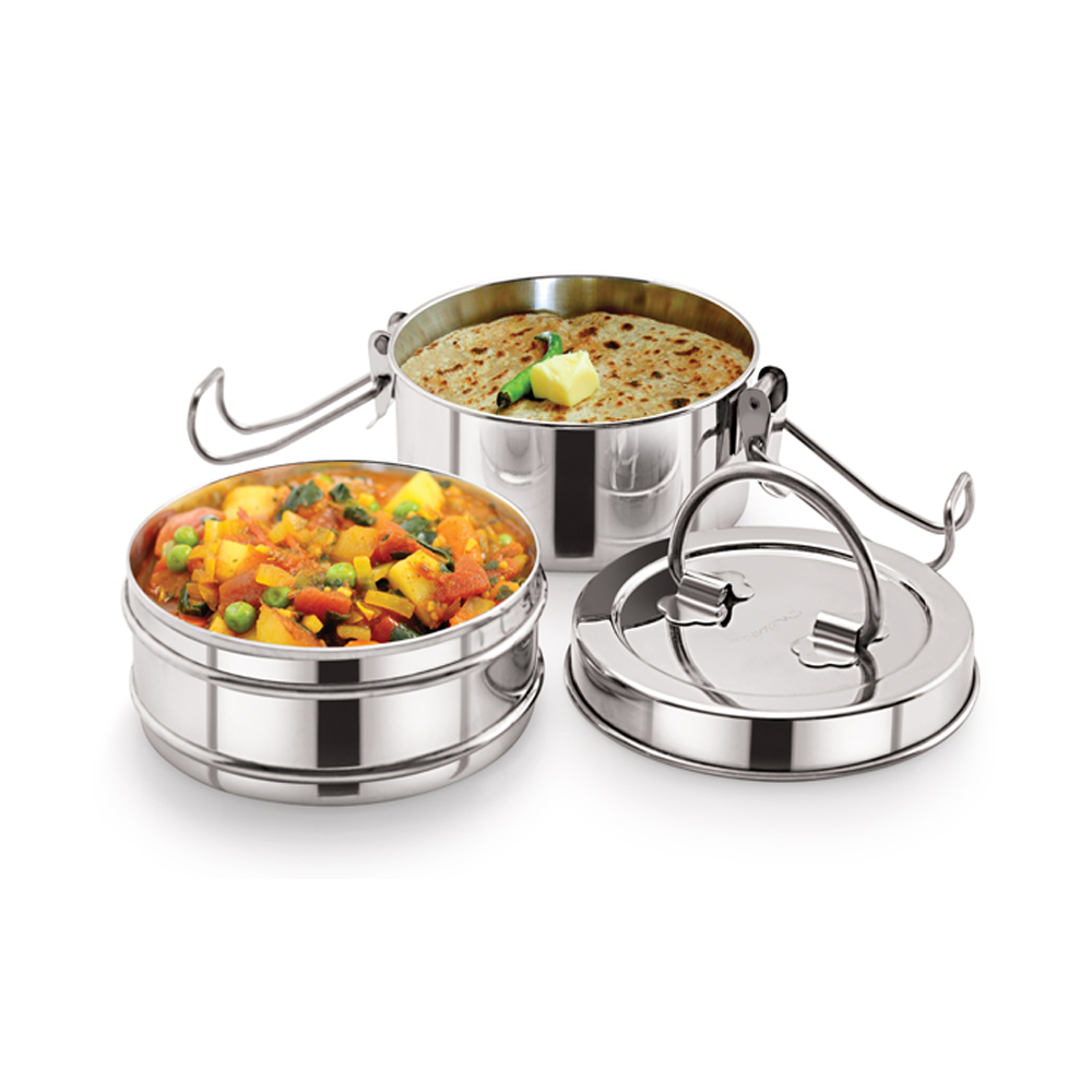 Neelam Combo 6 Tiffin with Bottle