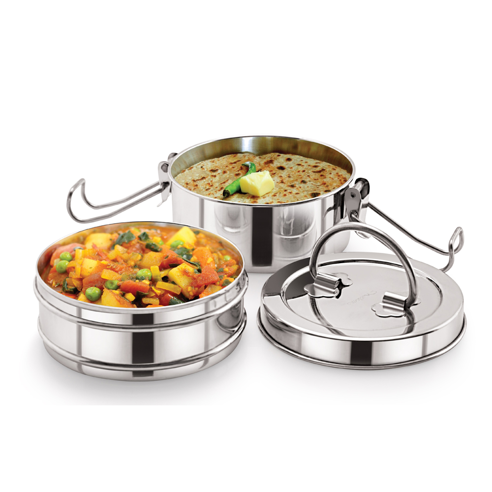 Neelam Combo 24 Tiffin with Bottle