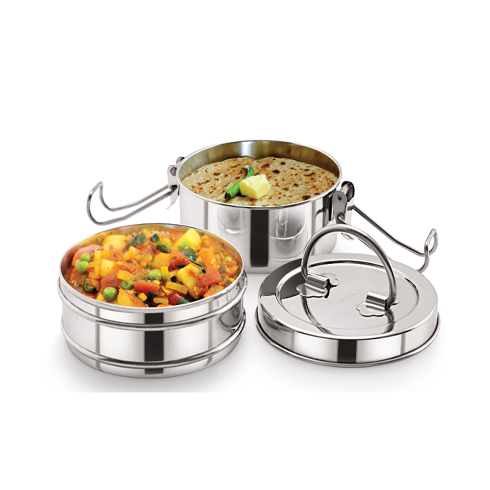 Neelam Combo 15 Tiffin with Bottle