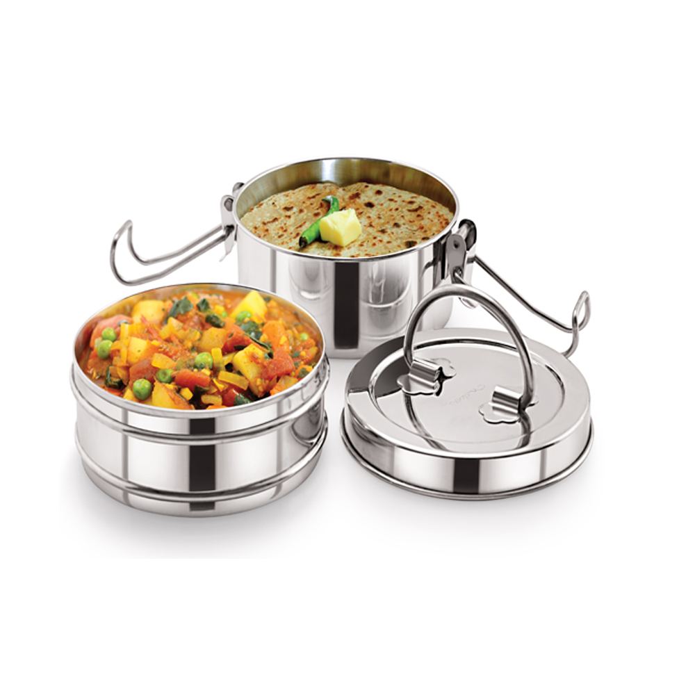 Neelam Combo 13 Tiffin with Bottle