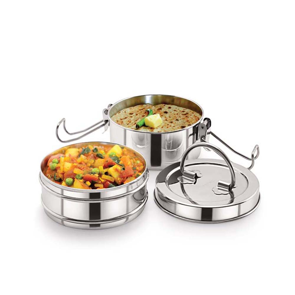 Neelam Combo 23 Tiffin with Bottle
